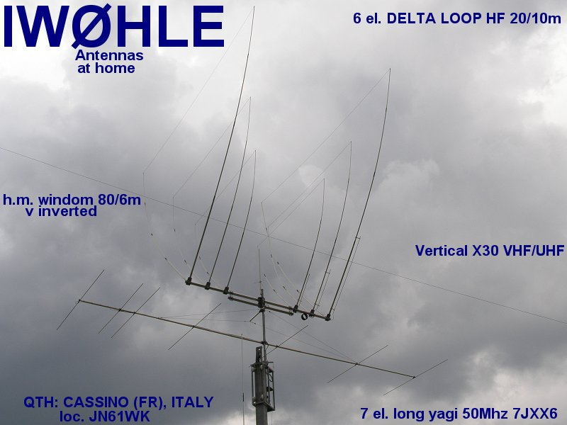 IW0HLE - Callsign Lookup by QRZ Ham Radio