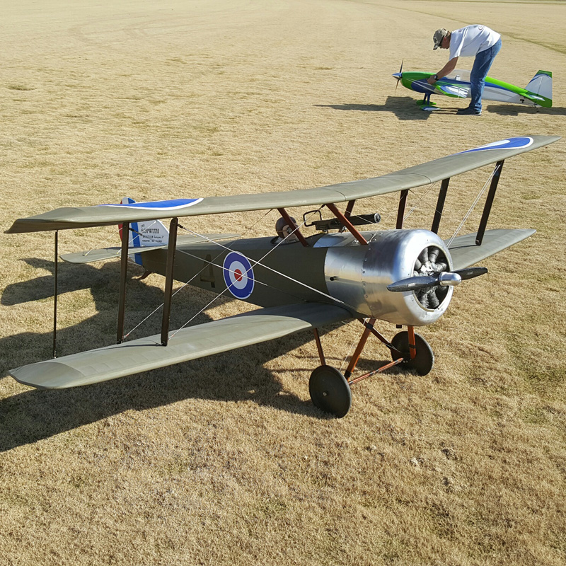 Sopwith Pup 1/3rd Scale