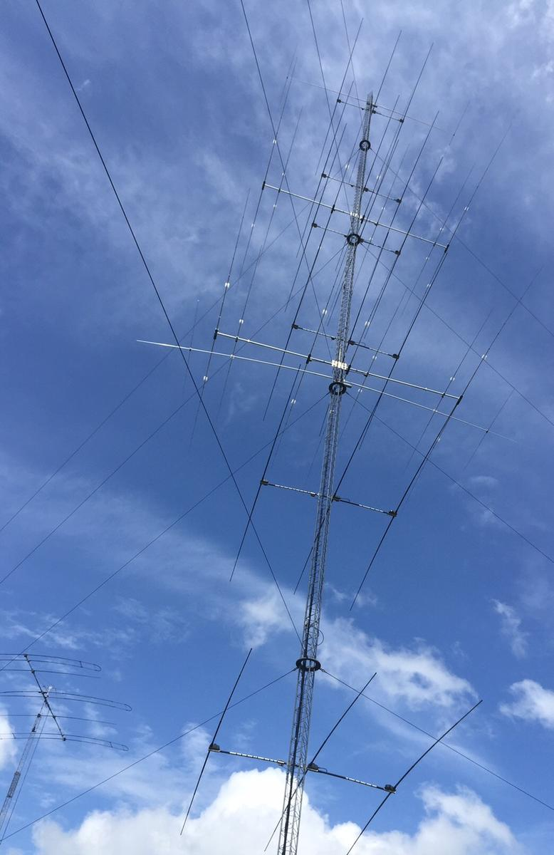 Amateur antenna tower installers sandy oregon