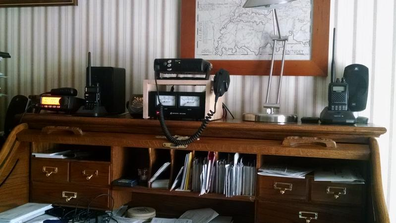 VHF/UHF Radio Equipment