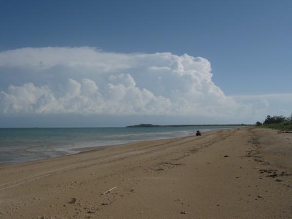 Monsoon Storm off Sweers Island