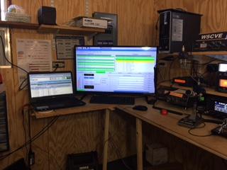 My digital HF Station.