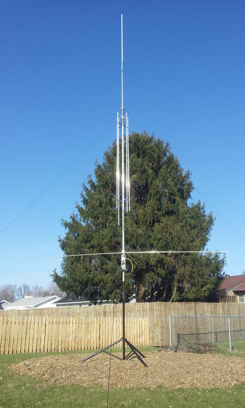 Consider, Gap amateur antenna