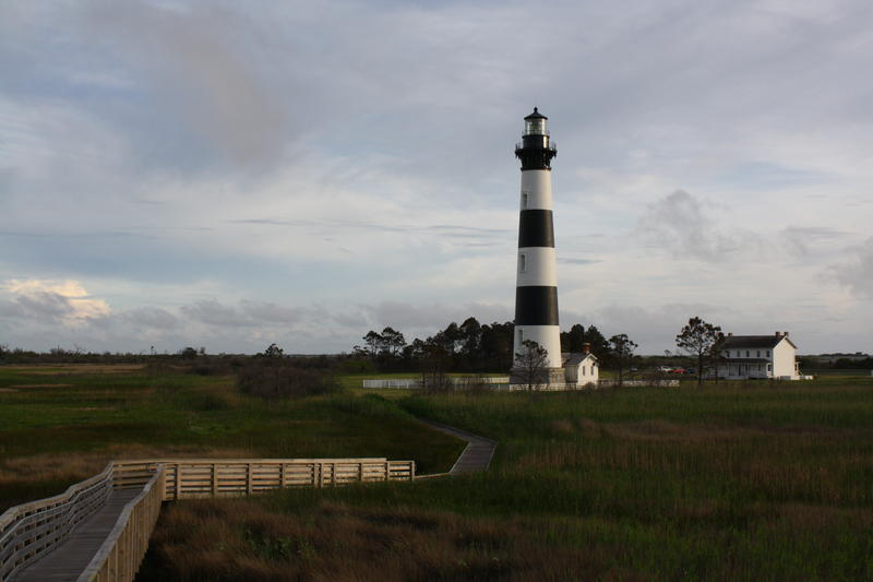 Bodie Island Light House in NC