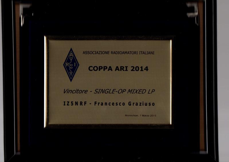 coppa ari 2014