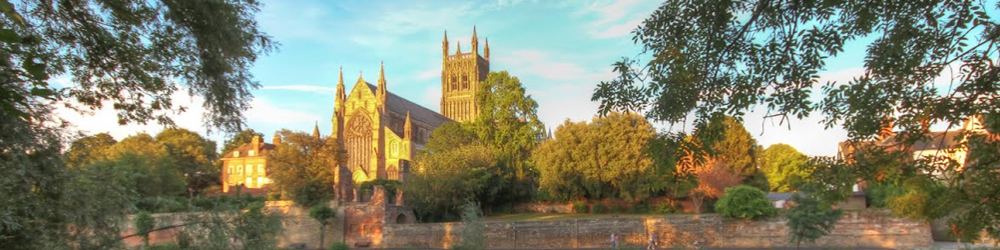 Picture of Worcester Cathedral