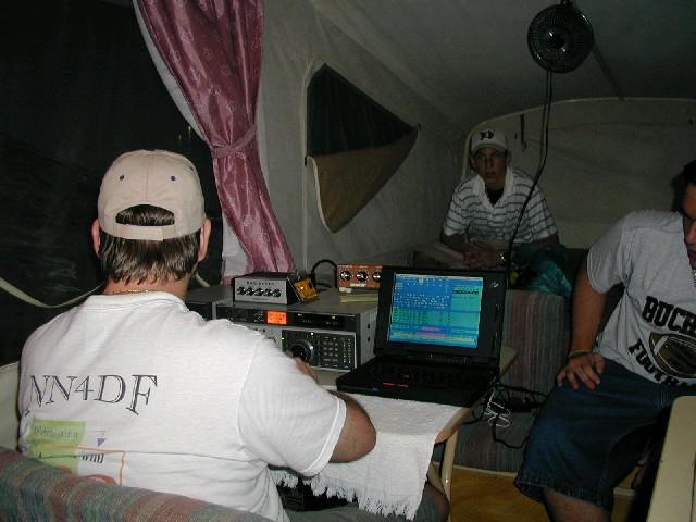 NN4DF Field Day 2003