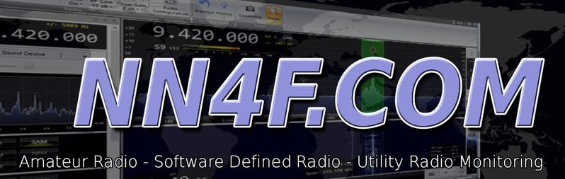 NN4F.COM - Amateur Radio & SDR Info