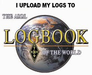 I Upload my logs to the ARRL Logbook of the world