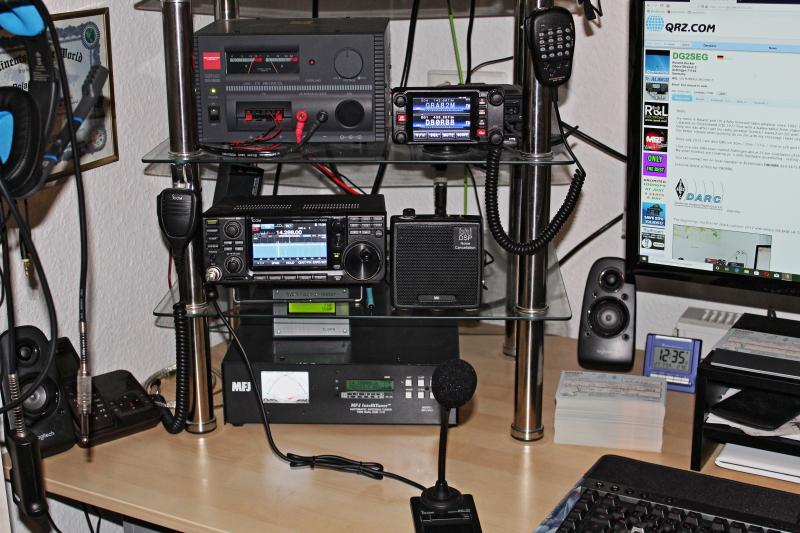 DG2SEG - Callsign Lookup by QRZ Ham Radio