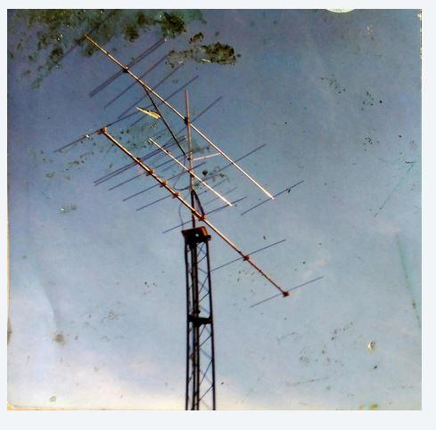 2-4-6 metre antennas