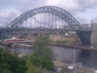 Newcasle Tyne Bridge