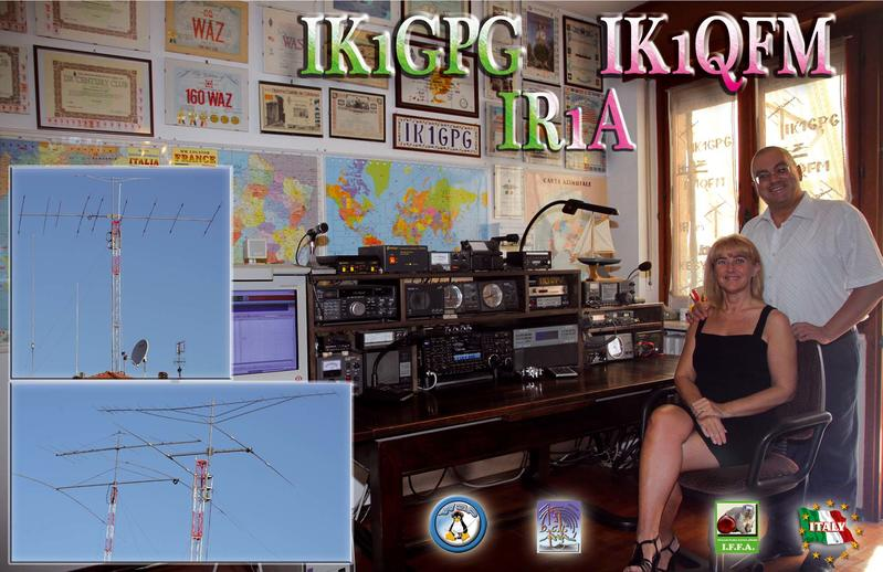 IK1GPG - Callsign Lookup by QRZ Ham Radio