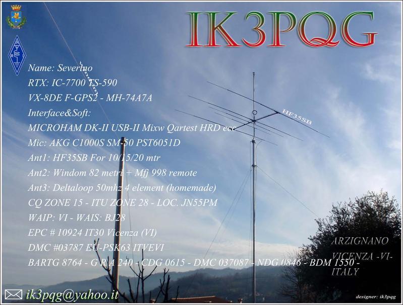 HF35SB direttiva made italy, wire-windom 82 metri and mfj998