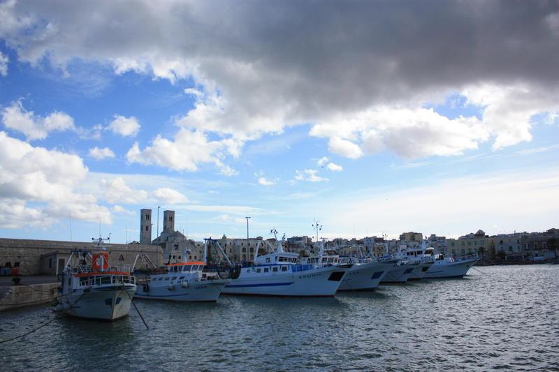 molfetta seaport