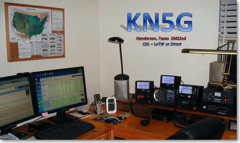 KN5G shack