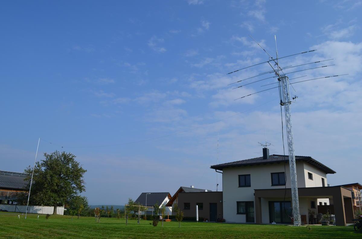 all antennas