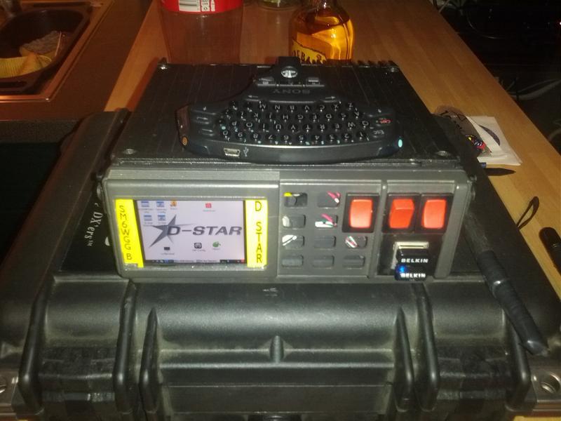 D-Star Hotspot version 2