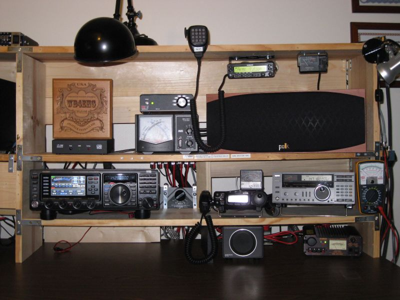 Image of operating bench