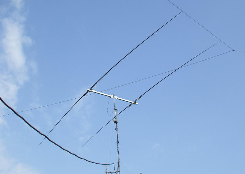 2 element monoband yagi for 20 m