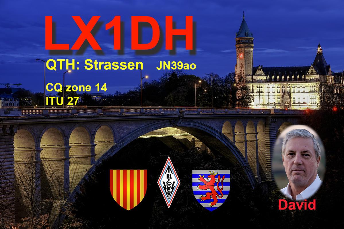 LX1DH - Callsign Lookup by QRZ Ham Radio