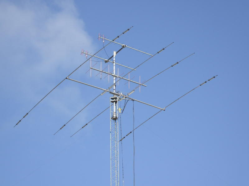 Really. And Hustler antennas mos properties turns