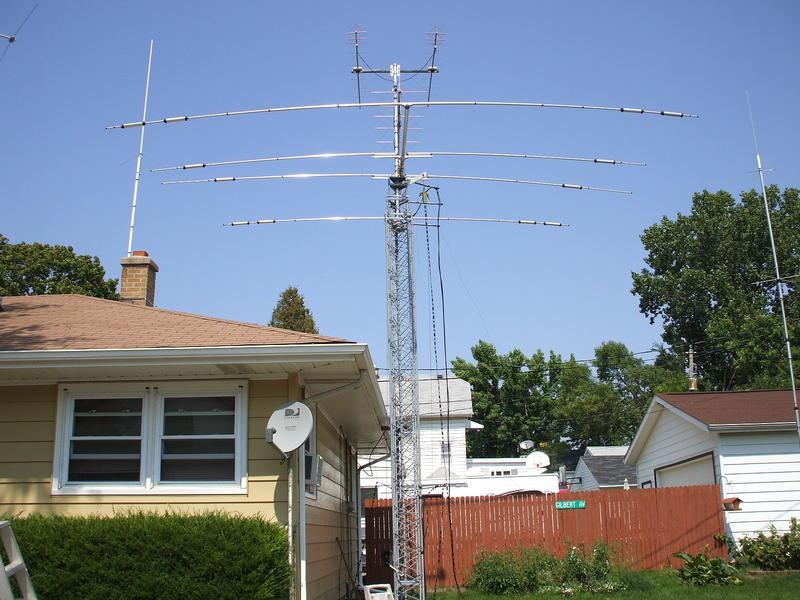 Hustler antennas mos