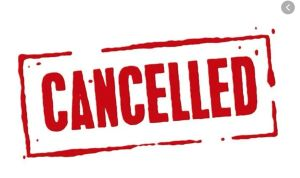 From Radio Scouting: West Point Special Event Station W2P Cancelled
