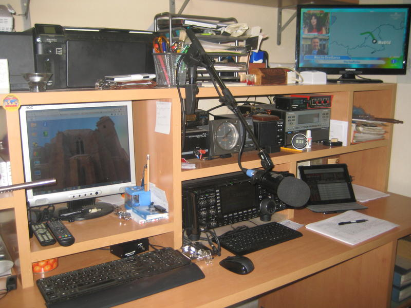 Other workspace in QTH