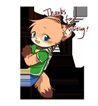 I am also in furry fandom! This is my fursona: The Caramel Fox!