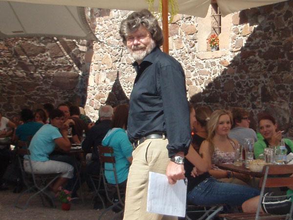 Reinhold Messner - MMM Siegmundskron