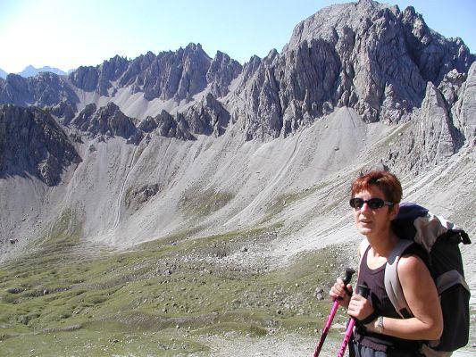 Karlsbaderhuette Lienzer Dolomiten