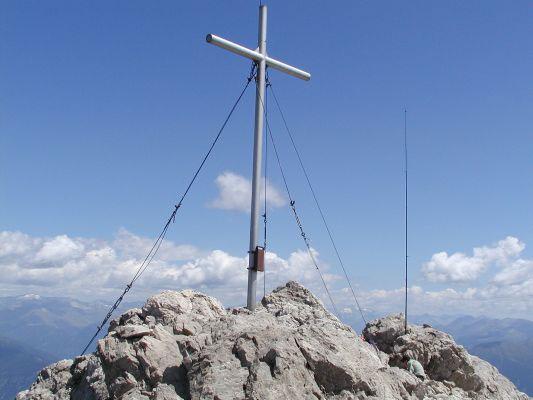 Spitzkofel Lienzer Dolomiten - 2.717 m
