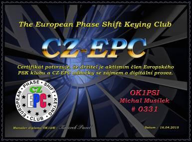 CZ EPC #331