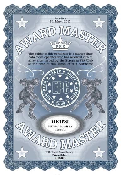 EPC MASTER 1star