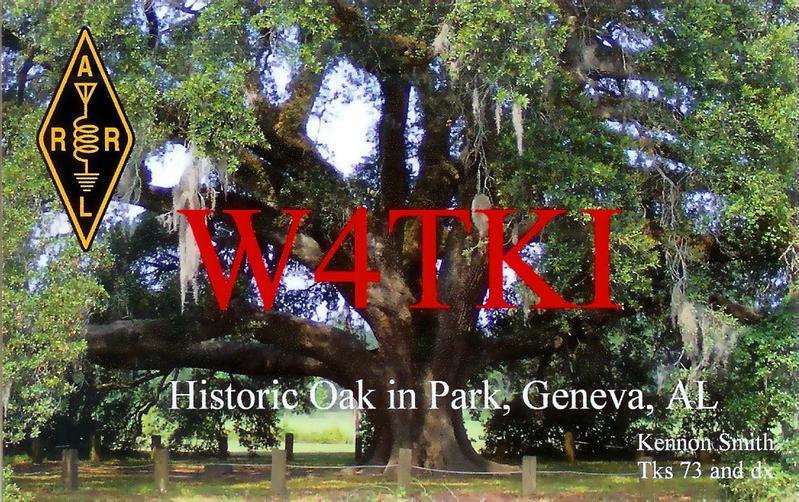 Old Oak Tree QSL
