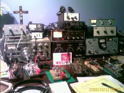 original rig setup