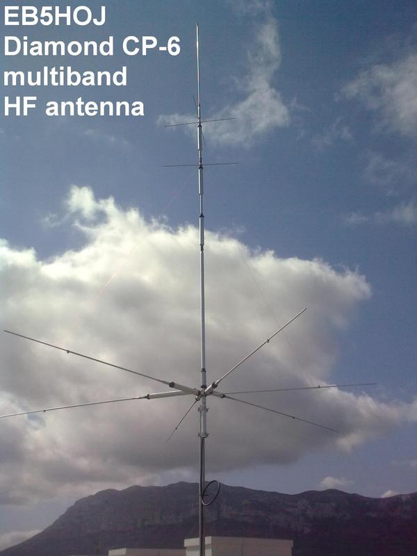 EB5HOJ antenna