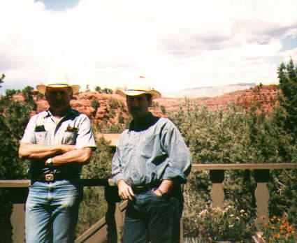 Max & Vern - Sedona/AZ/USA
