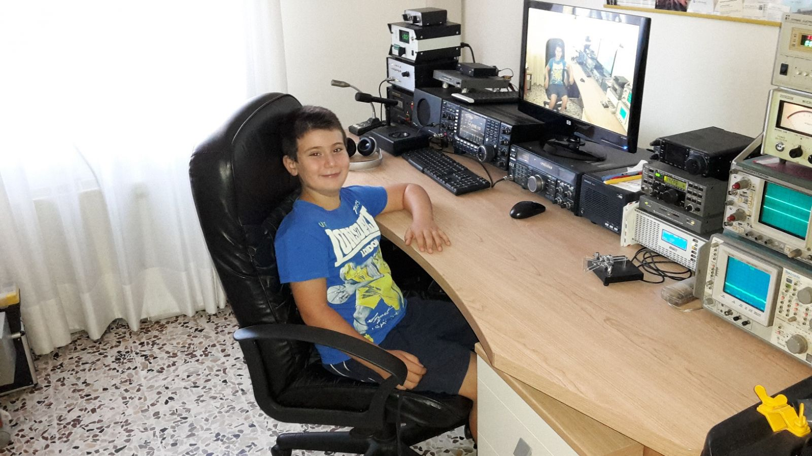 lorenzo 8 anni