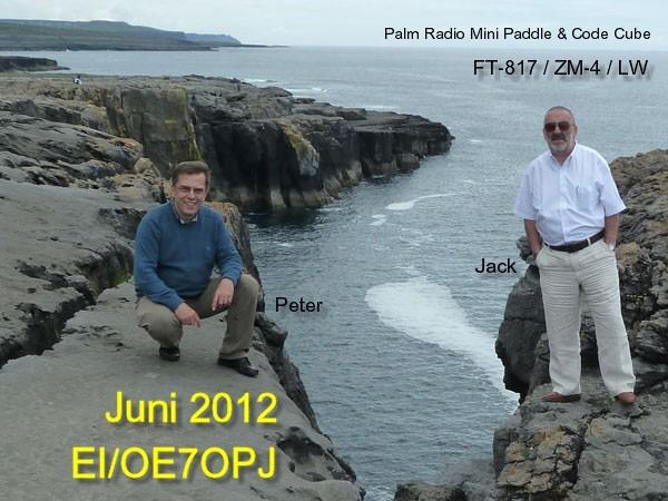 EI/OE7OPJ - op Peter - 2012 - Ireland