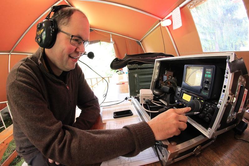 Michiel; PD0RXI as co-operator
