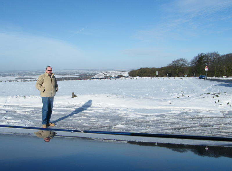 Me on the Downs Jan. 2013