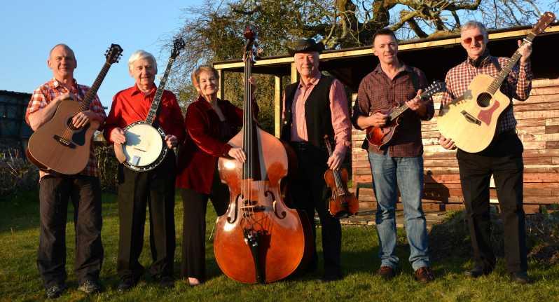 Backroom Bluegrass Band