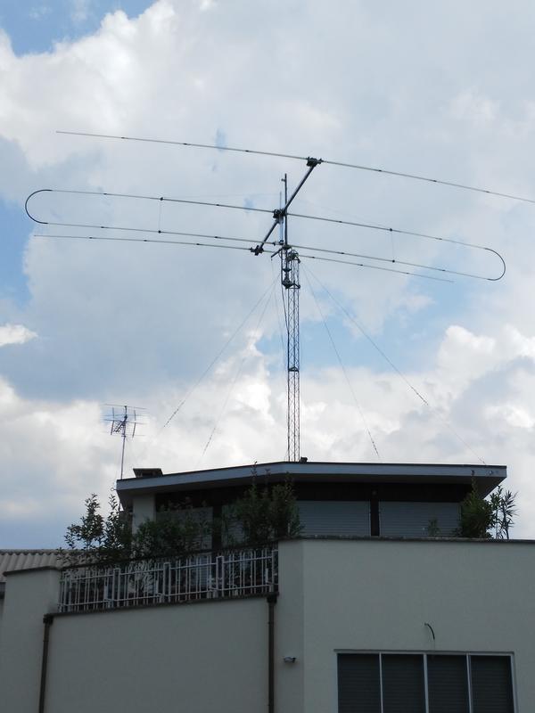 My Dynamic  antenna sistem Ultrabeam 6-40 mt