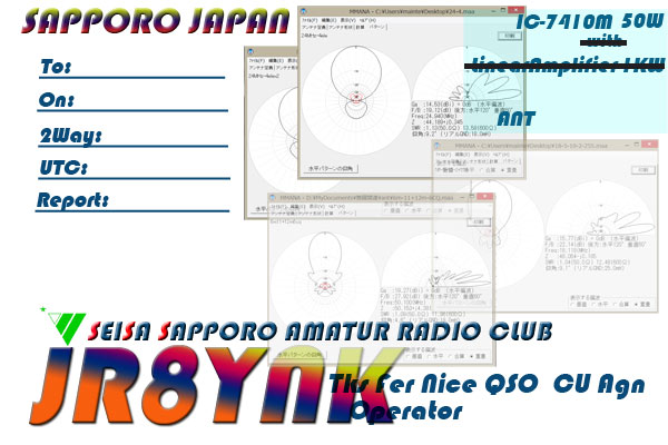 JR8YNK - Callsign Lookup by QRZ Ham Radio