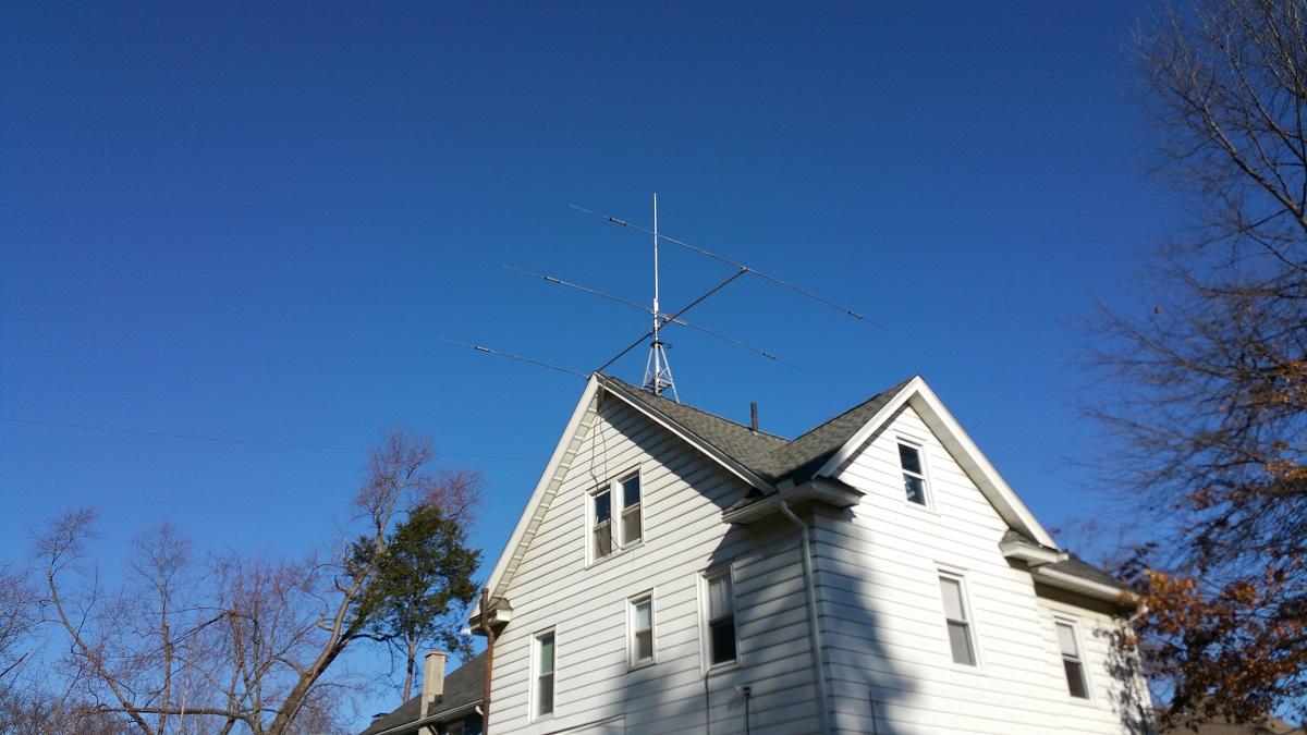 Antennas On Tripods Amateurradio