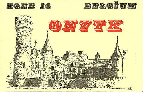 QSL Card ON7TK (v. 02)