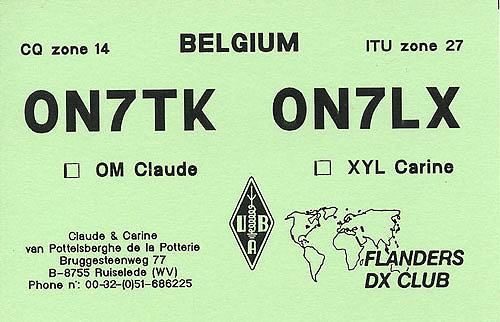 QSL Card ON7TK-ON7LX v03