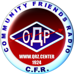 QRZ.CENTER CFR COMMUNITY FRIENDS RADIO